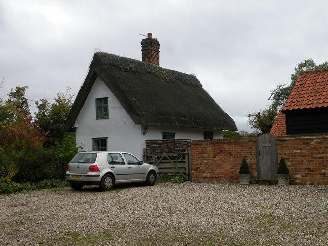 Farm Cottage, Camps End