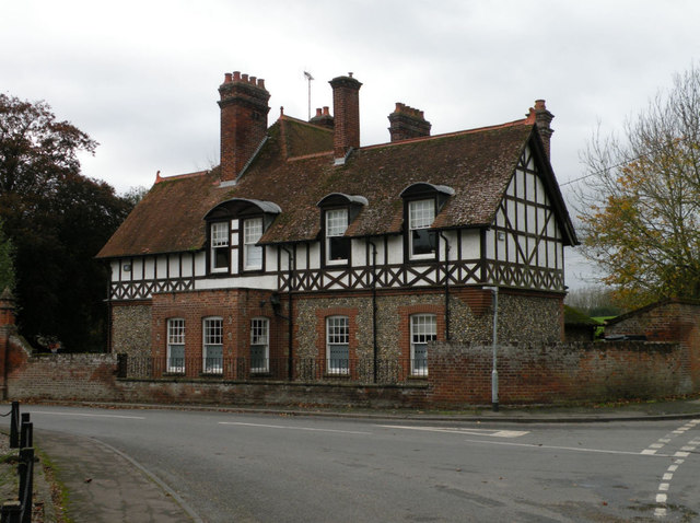Crossways House, Bartlow