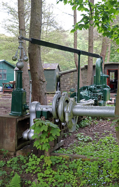 Wortley Top Forge - Pollit & Wigzell engine