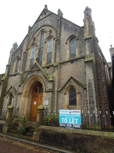 Former Methodist Church, Hawes