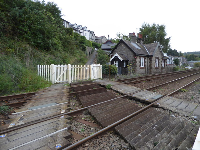 Level crossing - Grange-over-Sands