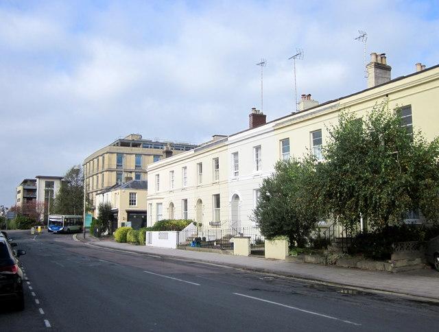 Cheltenham Spa St James' Square Houses