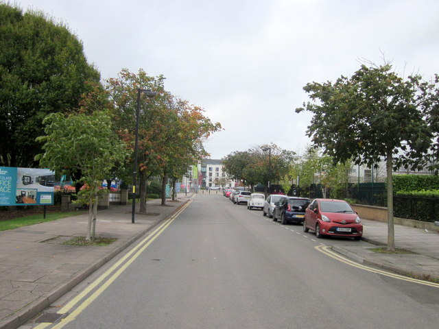 Cheltenham Spa Jessop Avenue
