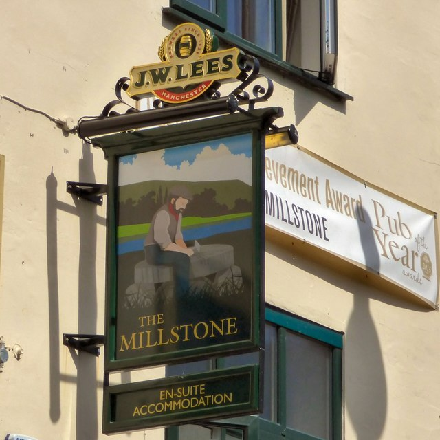 Sign of The Millstone
