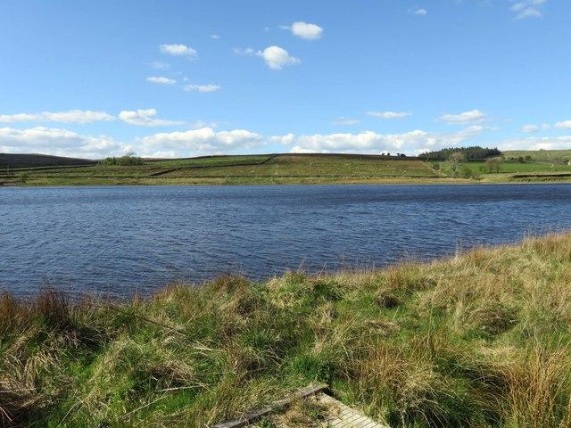 Upper Black Moss Reservoir
