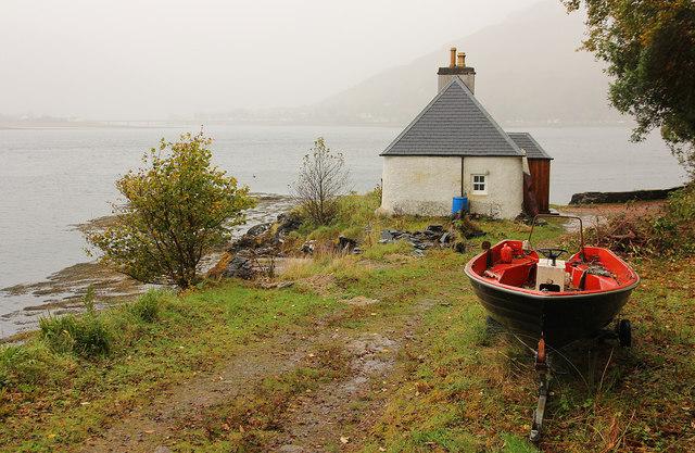 Totaig Ferry House