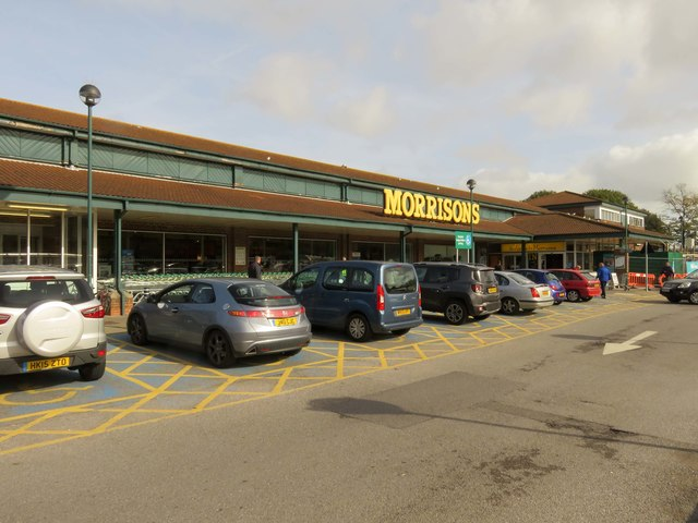 Morrisons by Anchorage Park