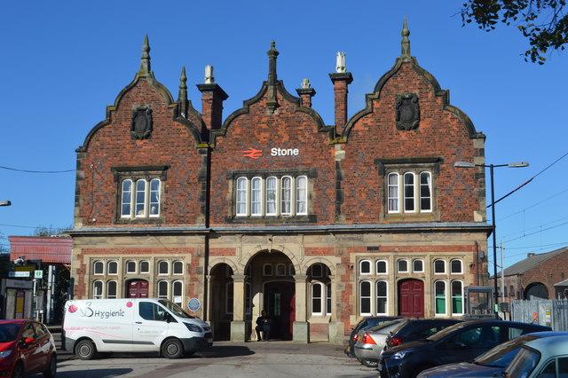 Stone Railway Station