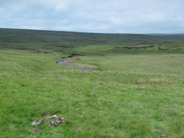 Maize Beck below Watch Hill