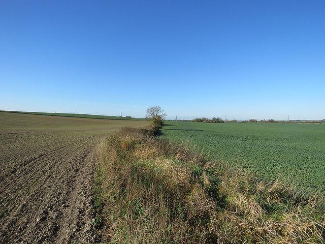 Footpath to Caldecote