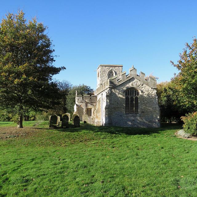 Caldecote: St Mary Magdalene