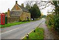 SP2623 : Church Street, Kingham by Bill Boaden