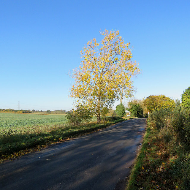 Nearing Newnham