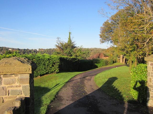 Offa's Dyke Path Off Beachley Road Tutshill