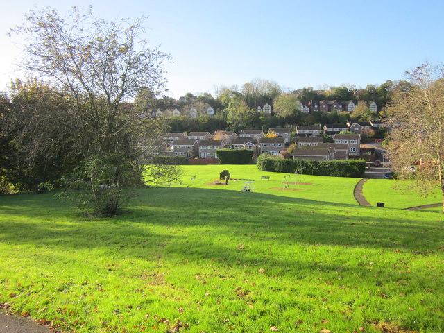 St Kingsmark Avenue Recreation Ground Chepstow (2)