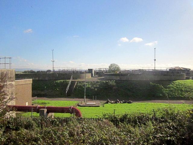 Lydney Sewage Works