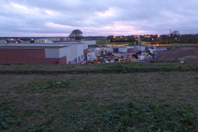 Health Centre construction