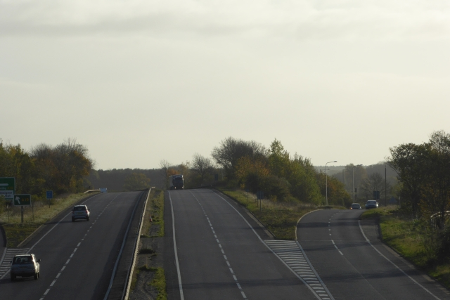 A64 junction