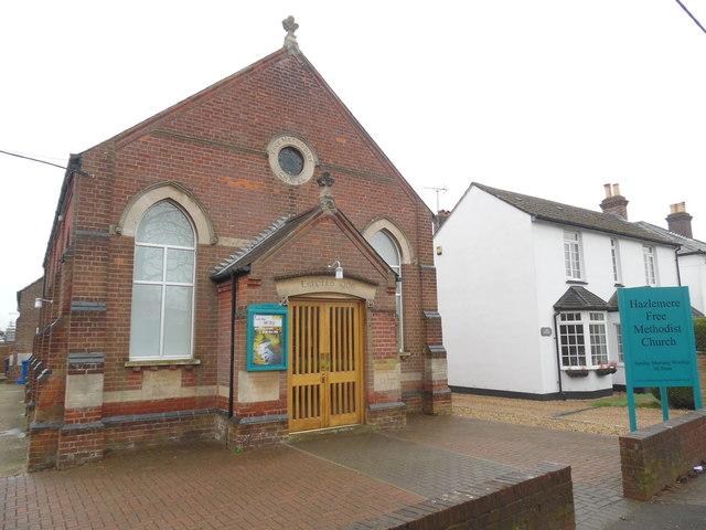 Hazlemere Free Methodist Church, Bucks