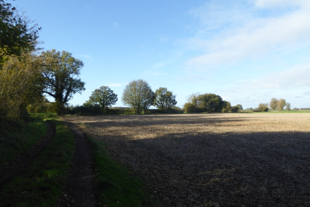 Bridleway north of Kelfield