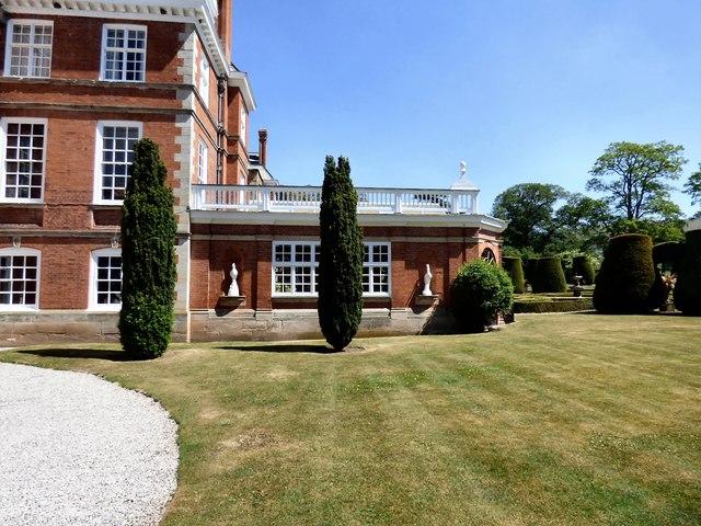 Bodrhyddan Hall