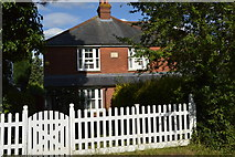 SU8495 : Cottage on Downley Common by N Chadwick