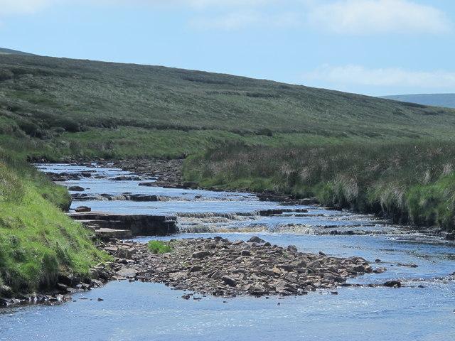 Rapids on Maize Beck