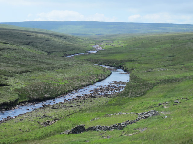 The valley of Maize Beck (4)