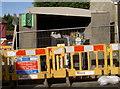 ST6167 : Heavy equipment for a heavy job by Neil Owen