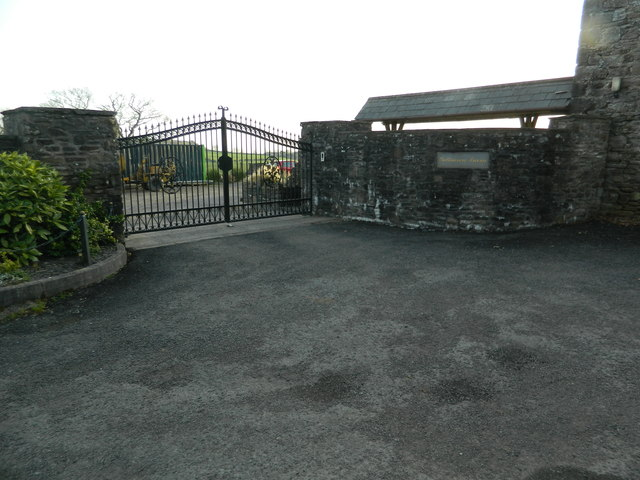 Gelli-wion Farm