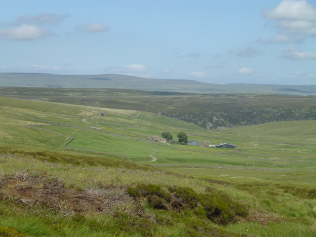 Moorland and rough pastures west of Birkdale (3)