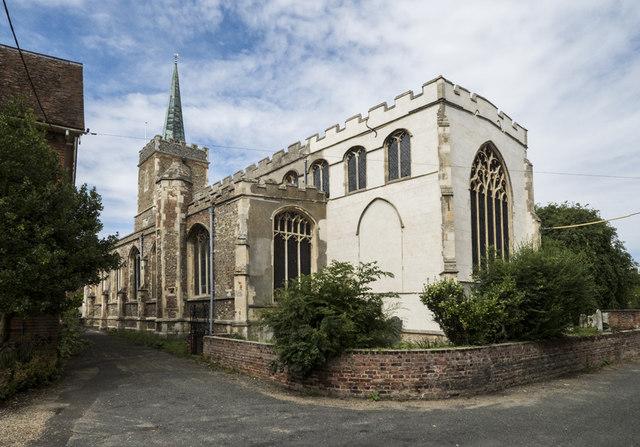 St James, Nayland