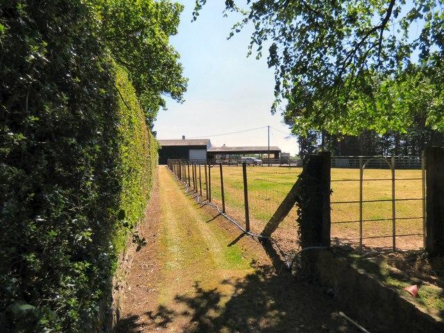 Bodrhyddan Home Farm