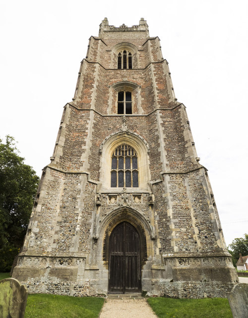 St Mary, Stoke by Nayland