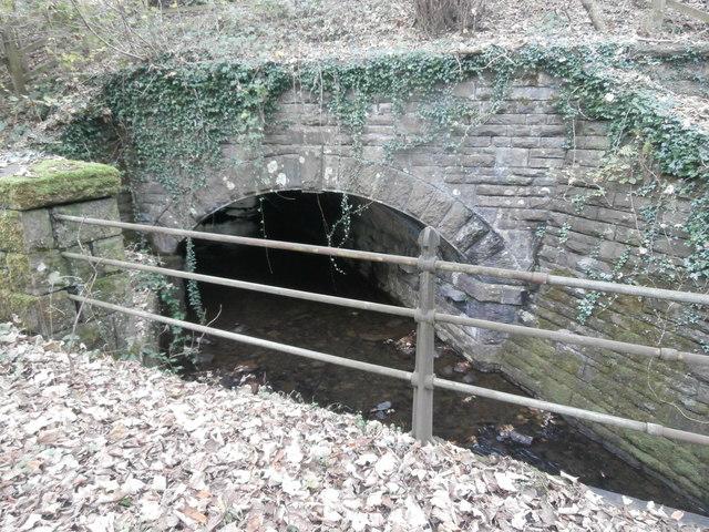 Bridge over the Nant Muchudd