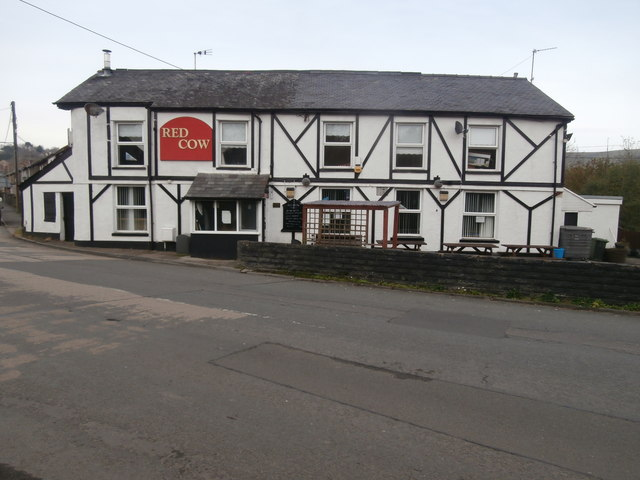 The Red Cow, Tonyrefail