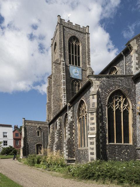 St Giles, Norwich