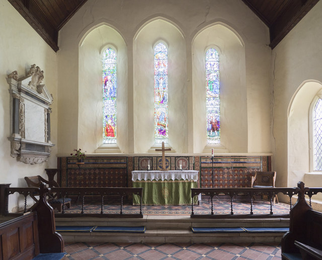 Holy Innocents, Lamarsh - Chancel