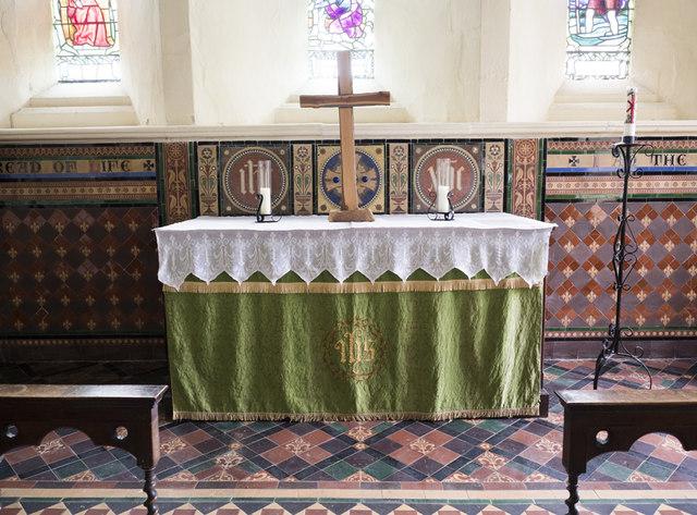 Holy Innocents, Lamarsh - Sanctuary