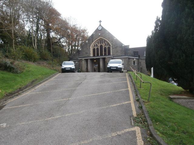 St George's Community Day Care Centre, Tonyrefail