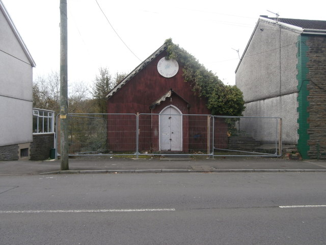 The former St George's Primitive Methodist Chapel