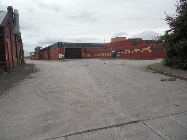 Closed Bus Depot, Bury
