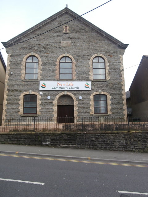 New Life Community Church, Tonyrefail