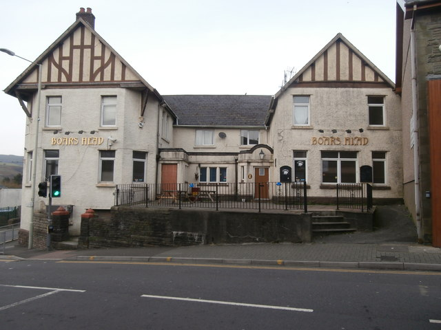 The Boars Head, Tonyrefail