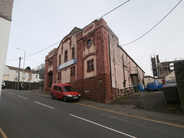 Savoy Theatre, Tonyrefail