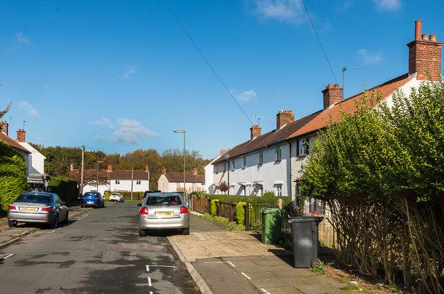 Ebbisham Road