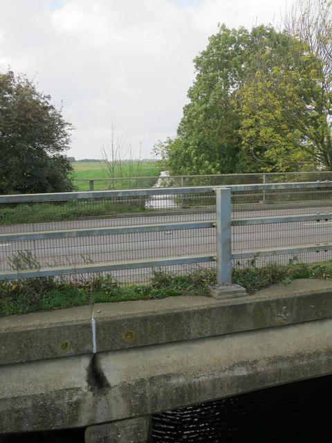 A10 over Polver Drain