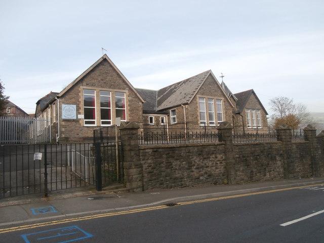Cymmer Junior School