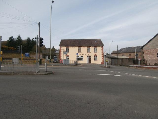 The Rhondda, Cymmer, Porth