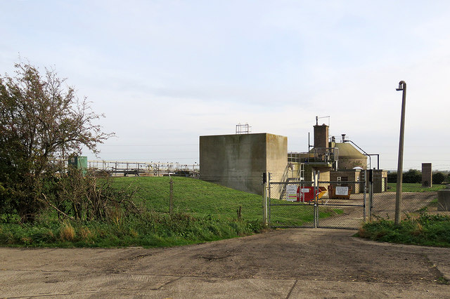 Teversham Sewage Works
